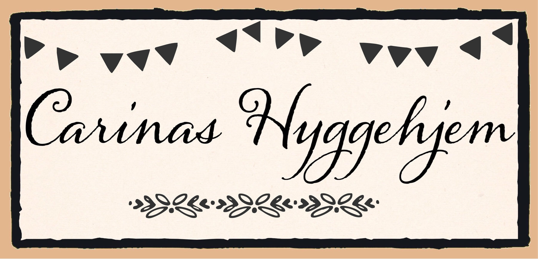 Carinas Hyggehjem